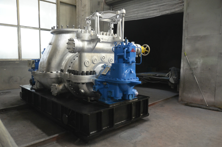 Condensing Steam Turbine (11)