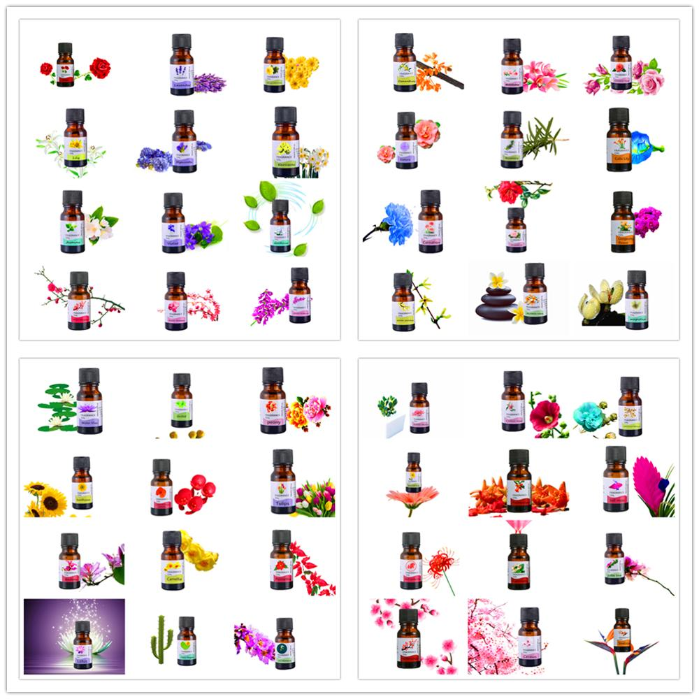 Air Freshening Dropper Essential Oil Flower Camellia chrysantha Fragrance Aroma Humidifier Aromatherapy Essential Oil TSLM1