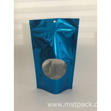 De-Metallized Stand up Pouches for Coffee Bean