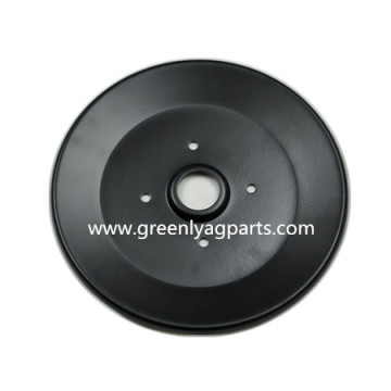Agricultural machinery spare parts Gauge wheel half G14