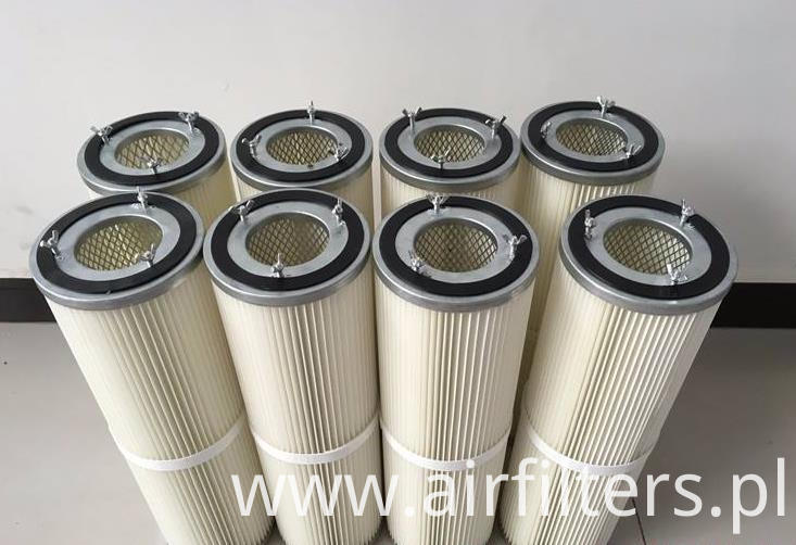Antistatic filter element8