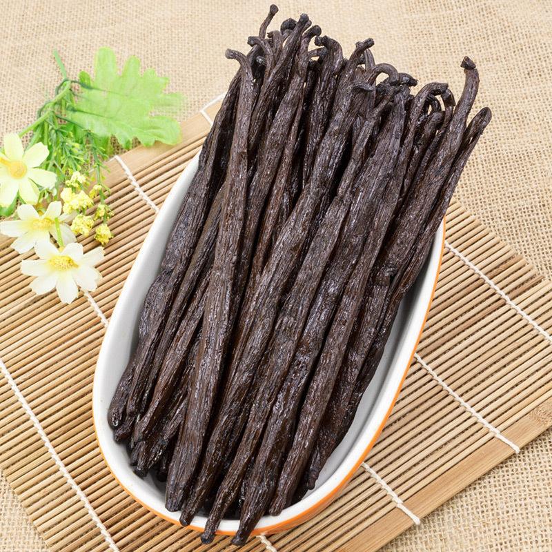 Top grade Vanilla beans from Madagascar,High quality Vanilla planifolia,free shipping