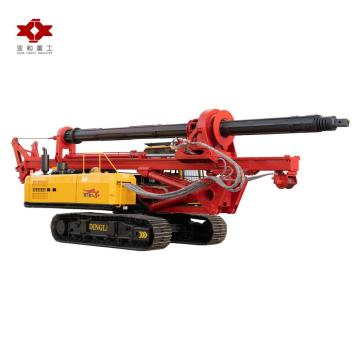 Bridge construction piling rig equipment