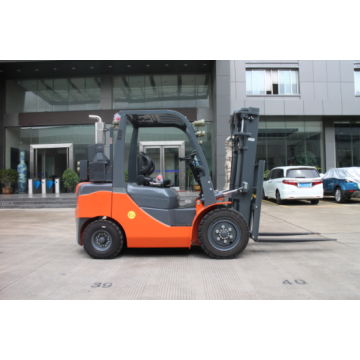 Explosion Protected Diesel Forklift