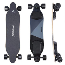 Remote 4 wheels electric skateboard longboard