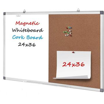 Combination Board with Aluminum Frame Hanging For School
