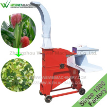 Weiwei feed making silage cutting machine