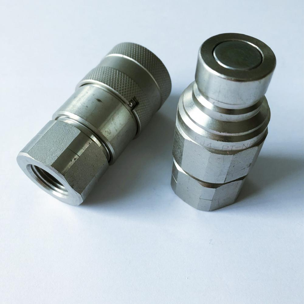 Quick Disconnect Coupling G1'' for fluid transfer