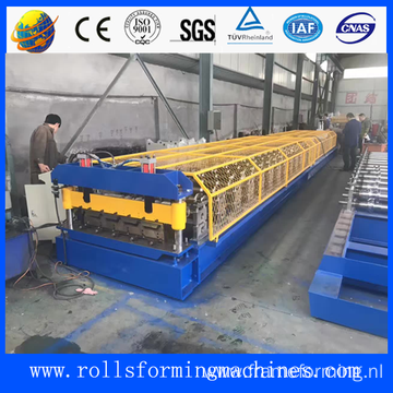 IBR sheet roll forming machine