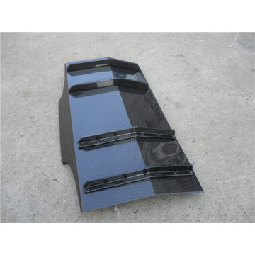 Toyota Carbon Fiber Back Floor
