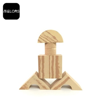 Melors Foam Blocks Leker Kids Foam Building Blocks