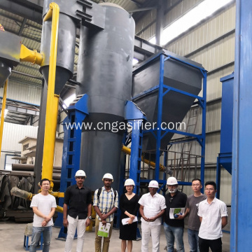 Wood Gasification Power Generation for Electricity Plant