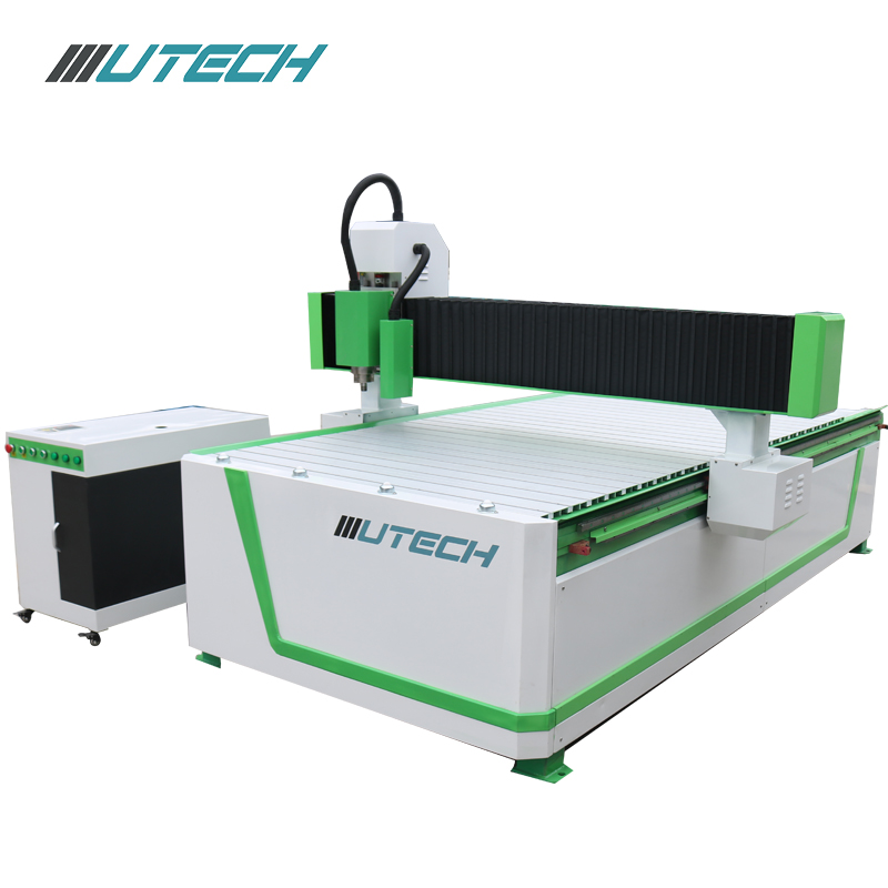 3 axis cnc engraving machine with CCD camera