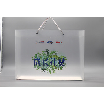 Custom Plastic Printing Transparent pp Bag