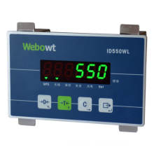 No Test Weight Calibration Weighing Indicator