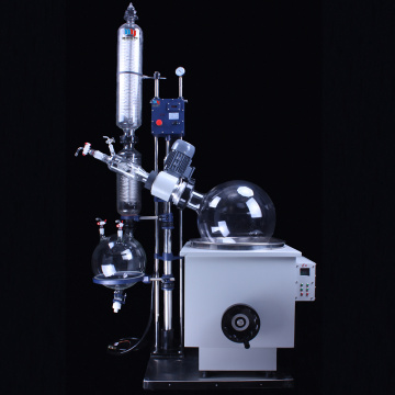 Explosion proof 50l industrial rotary evaporator