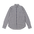Custom Men's Woven Shirts inAutumn and Winter