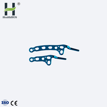 Clavicle Hook Orthopaedic Steel Plate