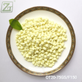 High Dispersion Granular Insoluble Sulfur OT20-75GS