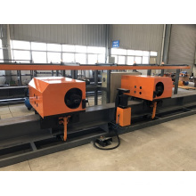 CNC Double Head Steel Bar Bending Machine