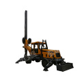 15m big diameter scew rotary auger drilling machine