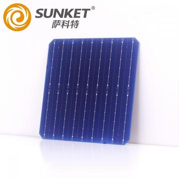 Tier1 166mm mono solar cells high efficiency