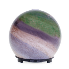 Ball Shape Glass Aromatherapy Oil Diffuser และ Humidifier