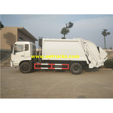 Dongfeng 12ton Trash Collection Trucks