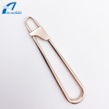 Simple Style Decorative Zipper Puller for Bag Accessories