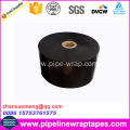 Black Color PE Inner Wrap Tape For Buried Pipe
