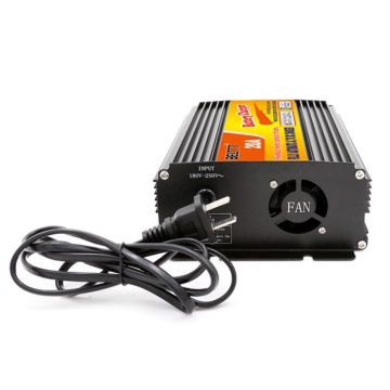 Portable 12V 20A Smart Lead Acid Battery Charger
