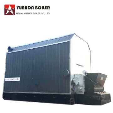 Wood Fired Thermal Oil Boiler for Plywood Factory