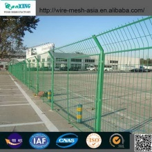 PVC Welded Wire Mesh Fence