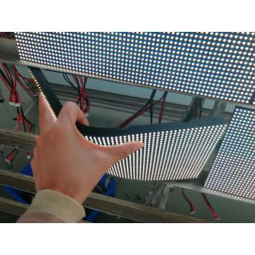 Flexible Small Pixel Soft Led Display Module