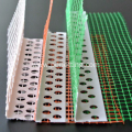 Corner Beads With Fiberglass Mesh For Construction Material