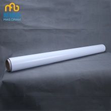 Large Roll Stickable Projector Whiteboard for Wall