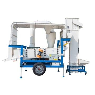 grain cleaning and sorting machine