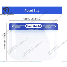 face shield medical disposable