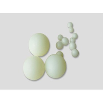 Corrosion-resistant and wear-resistant nylon rubber balls