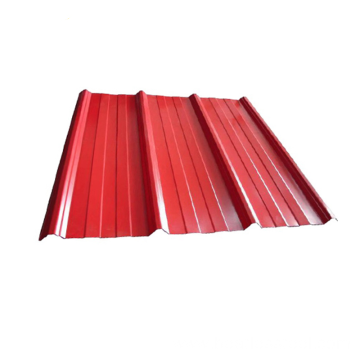 Roofing Tile Color Coated Steel Beatles New Materials