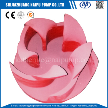 Naipu FAHF6056QU1A05 Horizontal Froth Slurry Pump Impeller