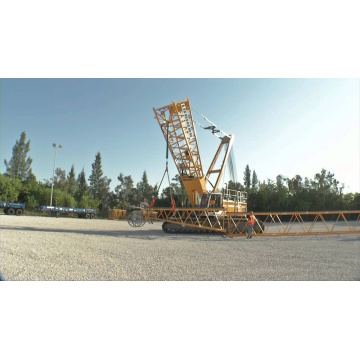 Low-Cost Excellent Mobile Tower Crane