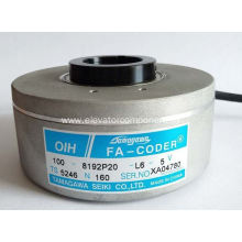 TAMAGAWA Encoder for Hitachi Elevators TS5246N160