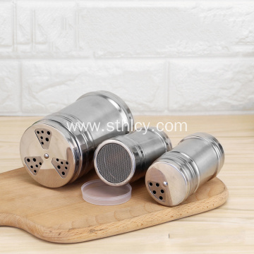 Non-magnetic Stainless Steel Seasoning Jar