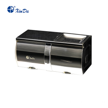 Multifunction Roll Towel Dispenser with Waterproof case