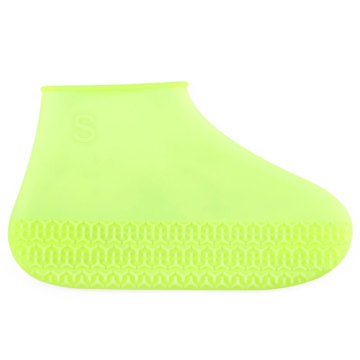 Reusable Silicone Shoe Covers Ladies Men Kids