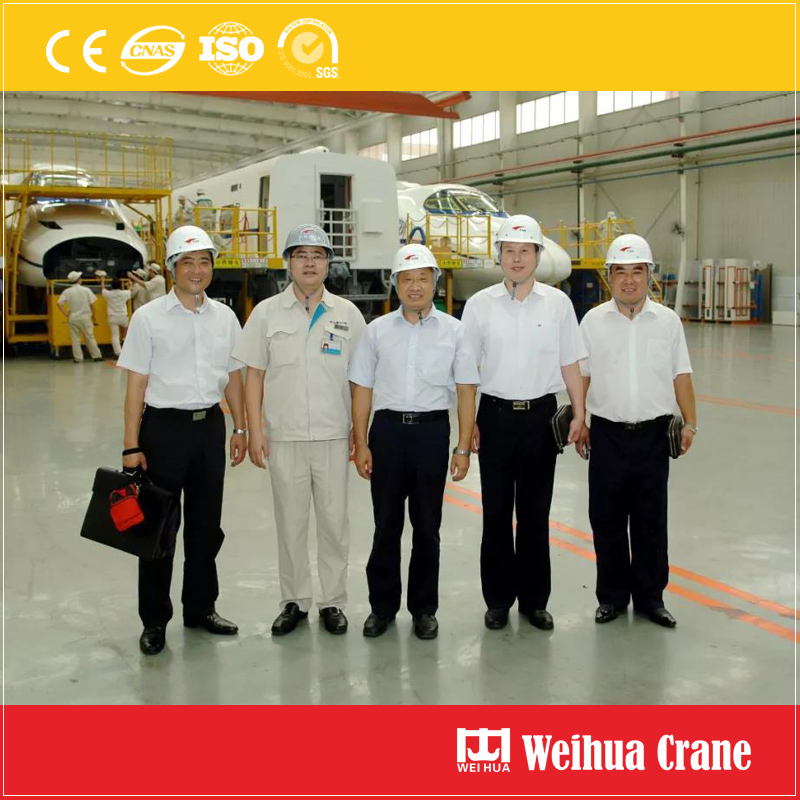Weihua Technician Team