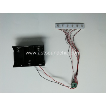 Led flashing module,POP Display Flasher, LED Flashing Light