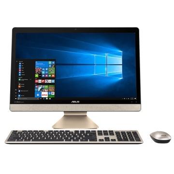 18.5 21.5 23.5 27inch custom white desktop computer PC All in One computer PC desktop