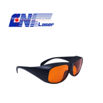 Protective Eyes Plastic Material Laser Goggles